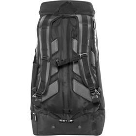 Zipp Transition 1 Bolsa de equipo 56l, black/grey